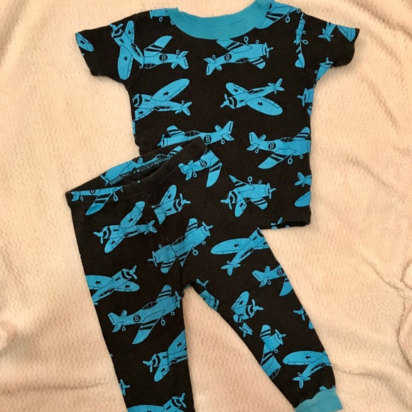 eb2a7ceae Carter s Other - Carter s Airplane Pajamas